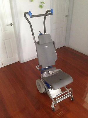 Sano Liftkar PS120 Electric Stair Climber Chair Lift Portable Personal Mobility