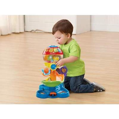VTech Pop and Roll Ball Tower Busy ball tower