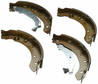 Peugeot 206 1.4 HDi 68bhp Rear Brake Shoes /& Drums 180mm Bosch System