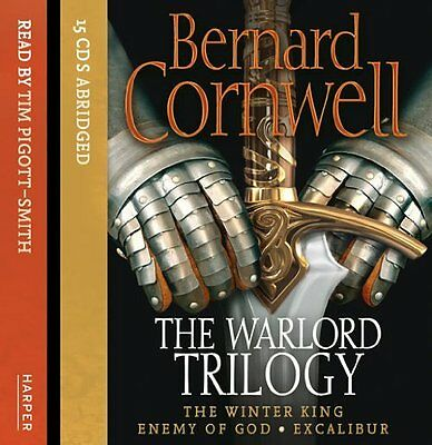 Warlord Trilogy by Bernard Cornwell New CD-Audio Book