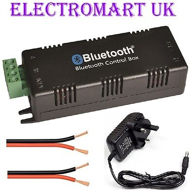 Bluetooth 4.0 Stereo Audio Amp Amplifier 2 X 15W Rms