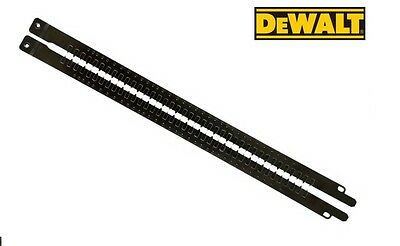 Dewalt Dt2976 430Mm Alligator Recip Saw Blade Tct For Use With Dwe397/398/399