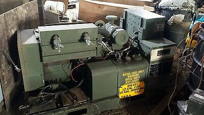 Libby Military Diesel Generator MEP003A 10KW industrial onan single and 3 phase