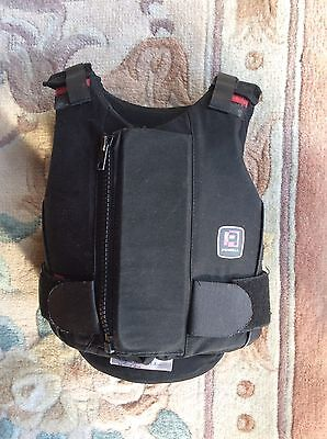 Child's Horse Riding Body Protector Age Approx 6-8