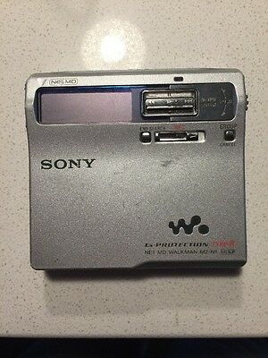 Sony MZ-N1 MD Walkman Player/Recorder, minidisc, Top Of The Line, Tested