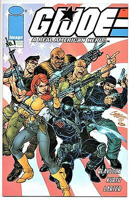 IMAGE COMIC 2002 G.I. JOE A Real American Hero #1  Vol 2 (3rd Printing Variant)