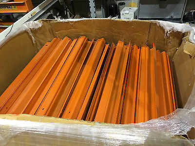 One Lot Of Approximately 500 Racking Bars For 42'' Wide Cubic Redirack Racking