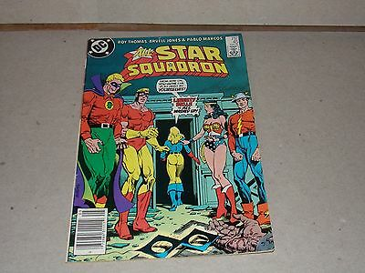 ALL-STAR SQUADRON #45 May 1985 DC Comics Wonder Woman and More