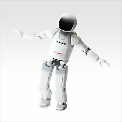 HONDA ASIMO 1/8  Action Figure 3 16.2cm Rare Best Buy Official Limited Gift  F/S