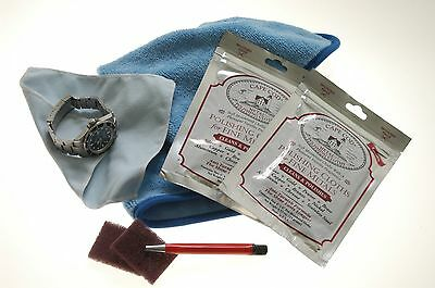Watch Care Polishing Scratch Removal Kit for your Leman Restoration