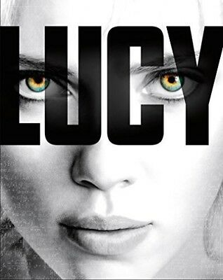Lucy [New DVD] Slipsleeve Packaging, Snap Case