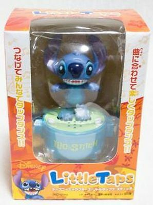 Little Taps Disney Stitch Littletaps Music Dancing Japan Figure RARE Pop Step