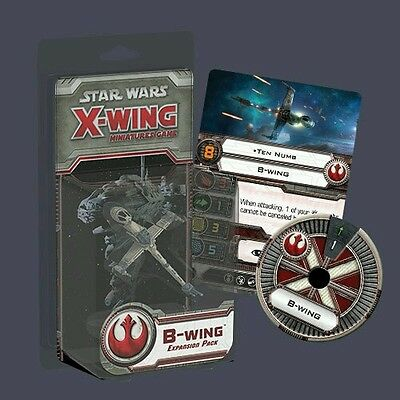 Rebel Alliance Fighter Pack X-Wing Miniatures 6 x fighter expansions  - discount