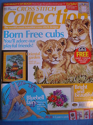 Cross Stitch Collection - Issue 116 - April 2005