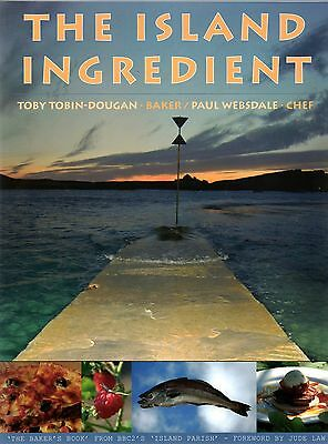 Cookery travel book