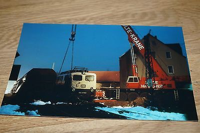 PE - Foto 150 079, Hannover-Empelde, 20.03.1985, Unfall