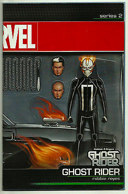 2016 Robbie Reyes Ghost Rider #1 Action Figure Variant Cover! S.h.i.e.l.d.