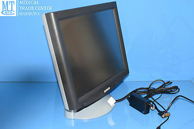 Barco MFCD-1219-TS Color Touchscreen LCD Medical Display K9300212 19 inch
