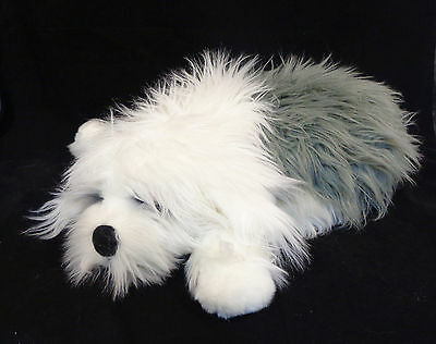 "18"" Dakin Lou Rankin's Friends Plush Higgins the Old English Sheepdog Stuffed 3+"