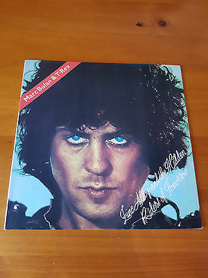 Marc Bolan & T Rex - Zinc Alloy & the Riders of Tomorrow  1974 GF