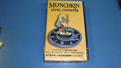 Munchkin Life Counter! Super Rare! Mint Sealed New! Use for Magic MTG
