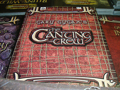 GARY GYGAX CANTING CREW New Unused Dungeons and Dragons GAME 3.5 Book