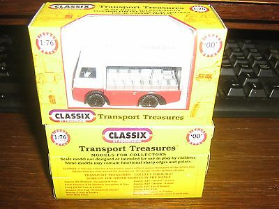 DIE-CAST - NCB ELECTRIC MILK FLOAT CLOSED CAB - UNIGATE - 00 gauge / 1:76 model