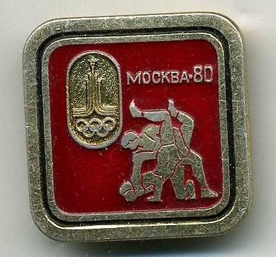 Olympic game 1980 year  USSR Russia Mosocw soviet CHAMPION Greco-Roman wrestling