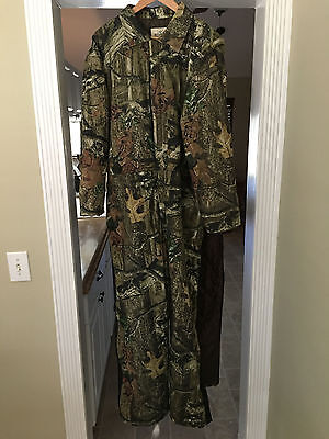 Mossy Oak-Breakup, Redhead Insulated Coveralls for Her, XL