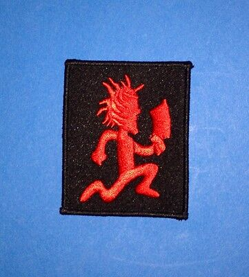 Insane Clown Posse Rock Music Iron On Hat Jacket Backpack Hoodie Patch