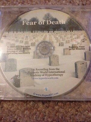 Fear Of Death Hypnotherapy Hypnosis CD