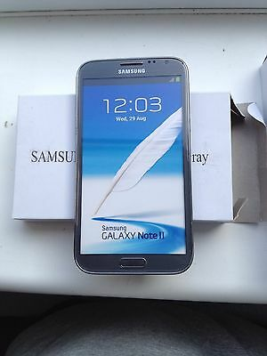 Brand New Samsung Galaxy Note 2 N7100 Dummy Display Phone - Uk Seller