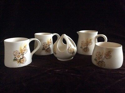 Purbeck Pottery - 5 Pieces