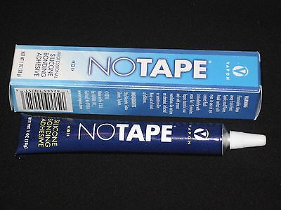 VAPON NO TAPE 1.0 OZ  BONDING ADHESIVE GLUE TUBE ~Lace Wigs,Toupee.