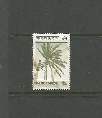BANGLADESH Sc# 104 USED FVF Collecting Date Palm Juice