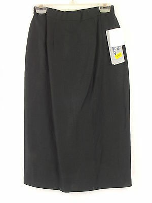 Women's Black Skirt - Norton McNaughton - Size 6 - NWT