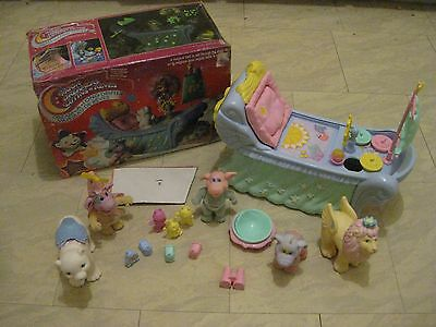 Vintage lot ~ MOONDREAMERS ~ Moon Dreamers ~ DREAM-A-LONG DRIFTER with Box +++