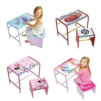 Disney Design Doodle Desks By Worlds Apart Children's Bedroom Furniture New