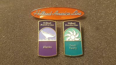 Holland America Cruise Line Pins