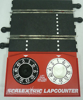 Scalextric Classic Lap Counter Timer Track C272         (SU)