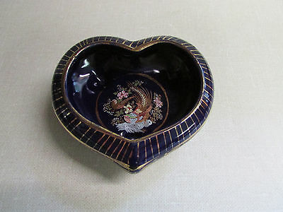 Seckin Limoges Heart Shape dish.  Very unusual.