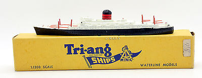 Tri-Ang Ships Minic 1:1200 Scale M708 R.m.s Saxonia Oceanliner