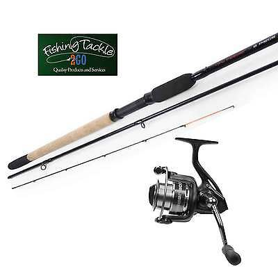 Korum 11ft Feeder Rod & Korum 3000 Feeder Reel Combo *Brand New*