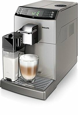 Philips Serie 4000 Essence Duo Carafe Argent, 15 bars, technologie breveté  NEW