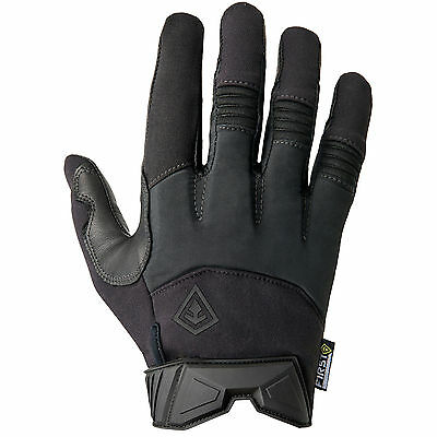 First Tactical Medium Duty Padded Police Security Guard Touchscreen Gloves Black