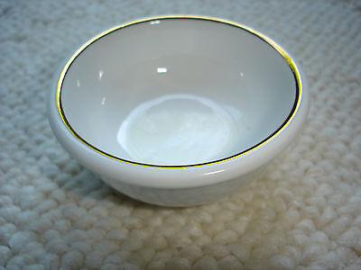 American Girl Addy Ice Cream Set 1 PC REPLACEMENT CERAMIC BOWL - NEW!