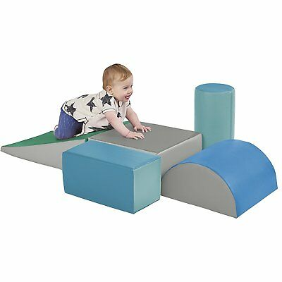 ECR4Kids ELR-12683 SoftZone® Climb and Crawl Play Set NEW