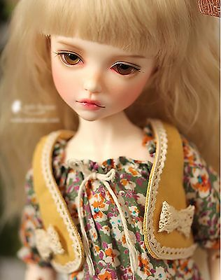 1/6 BJD IPLE DOLL Girl lonnie FREE FACE MAKE UP+FREE EYES-lonnie