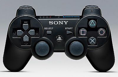 New Original Official Genuine Sony PS3 Wireless Dualshock 3 Controller