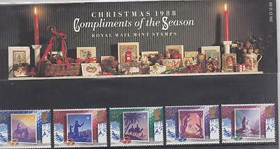 Gb Christmas1998 Compliments Of The Season Presentation Pack Po Fresh